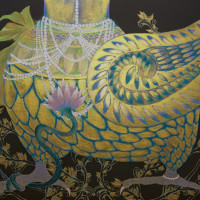 Acrylic on Canvas 80х120см, 2020