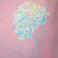 Acrylic on Canvas, 80x40, 2019