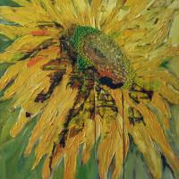 Canvas, mixed media, 100x80, 2014
