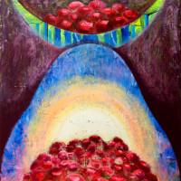 Acrylic on Canvas, 100х80, 2017
